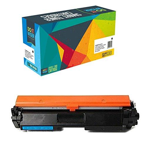 Preisvergleich Produktbild Do it Wiser ® CF230A Toner Kompatibel für HP Laserjet Pro M203dn M203dw M203d MFP M227d MFP M227fdw MFP M227fdn MFP M227sdn - Mit Chip