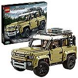 LEGO - Technic Land Rover Defender Jeu de construction, 11 Ans et Plus, 2573 Pièces  42110