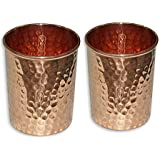 King International Pure Copper Glass Set of 2 (250 ml)