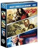 300 + Furia De Titanes + Blade Runner (Blu-Ray) (Import) (Keine Deutsche Sprache) (2011) David Wenham