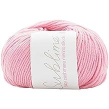 lanas para tejer bebe - 1 estrella y más - Amazon.es