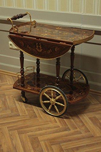 LouisXV Table baroque MoTa1320 de style antique
