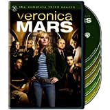 Veronica Mars Complete Series 3 DVD Collection [6 Discs] Set Extras by Francis Capra