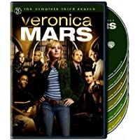 Veronica Mars Complete Series 3 DVD Collection [6 Discs] Set + Extras by Francis Capra