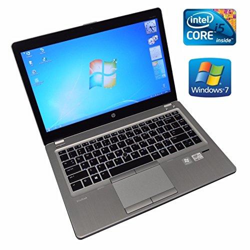 hp Elitebook Folio 9470m Ultrabook, 8GB, 180GB SSD, Win7 (ref.)