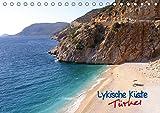 Lykische Küste, Türkei (Tischkalender 2017 DIN A5 quer): Eine Segeltour an der Lykischen Küste in der Türkei. (Monatskalender, 14 Seiten ) (CALVENDO Natur)
