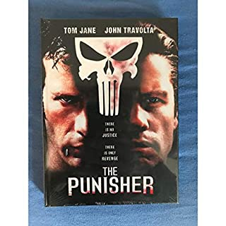 The Punisher (2004) - Limited Extended/Uncut Mediabook - Cover D