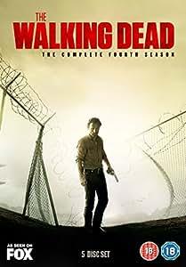 The Walking Dead - Season 4 [DVD] [2014]