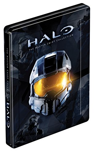 Halo - The Master Chief Collection Steelbook Edition (exkl. bei Amazon.de) - [Xbox One]