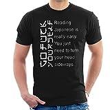 Reading Japanese is Really Easy Men's T-Shirt