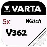 VARTA KNOPFZELLEN 362 SR721SW (5 Stück, V362)