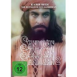 Die Rückkehr des Sandokan [3 DVDs]
