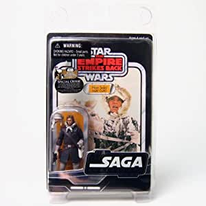 Star Wars 30th Anniversary VOTC Action Figure -  Han Solo Hoth Outfit
