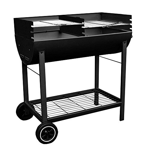 Kingfisher OUTBBQ Half Drum Barr...