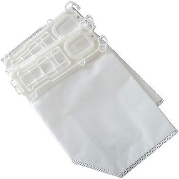 Clean Fairy Set di 6 sacchetti per aspirapolvere Vorwerk VK135 VK136 + 1 Filtro HEPA, 1 filtro motore, 1 Deodorante Stick