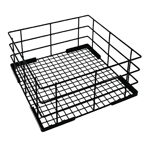 vogue-cd244-wire-high-sided-glass-basket-500-mm