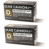 Duke Cannon Big Ass Brick of Soap Smells...
