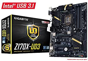 Gigabyte GA-Z170X-UD3 Motherboard Intel