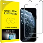 JETech Screen Protector Compatible with Apple iPhone 11 Pro Max and iPhone Xs Max 6.5-Inch, Tempered Glass Fil