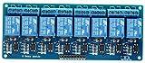 Relay Driver 8 Ch 5V Module (Blue)