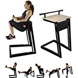 [Sponsored]Ab-Tab, Standing Work Table For Laptops Cum Home Gym For Abs And Full Body Strength And Fitness. AbTab Increases Core Muscle Strength Without Weights Like Pilates. For Home, Office, Hostels, Hotels