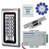 NN99 Kit de système de contrôle d'accès de Porte RFID IP68 Clavier étanche...