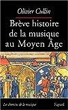 Brève histoire de la musique au Moyen-Age