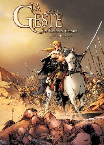 La Geste des Chevaliers Dragons T18 : Arsalam La Guerre des Sardes