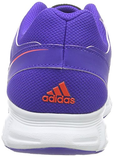 adidas Hyperfast, Chaussures de Running Mixte Enfant Multicolore (night Flash S15/solar Red/core Black)