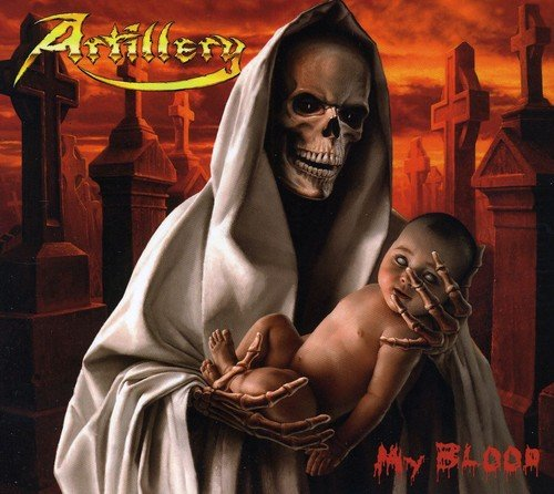 Artillery: My Blood Ltd.Digipak (Audio CD)