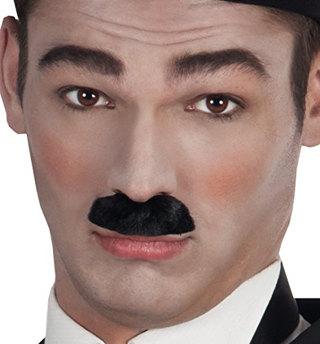Boland 01806 - Schnurrbart Comedian, Einheitsgröߟe, (Kostüme Dick)