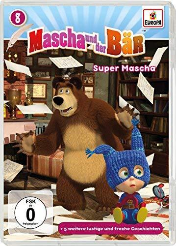 Mascha und der Bär 8 - Super Mascha
