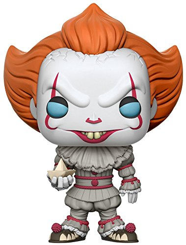 IT Figura Vinilo Pennywise with Boat posible Chase 472 Figura de coleccin