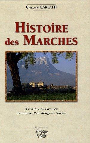 Histoire des Marches