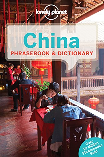 Lonely Planet China Phrasebook (Phrasebooks)