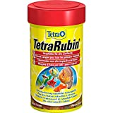 Best Tropical Fish - Tetra Rubin | 20g/100ml | Flake Food With Review