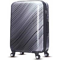 casa Monopoli Personalità Stripes Serie di timoni Deposito di sicurezza UNIVERSALE valigia di imbarco ( dimensioni : 24 )