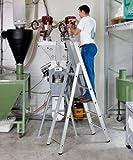 ZARGES LM-Stufen-Stehleiter 5 Stufen Z500