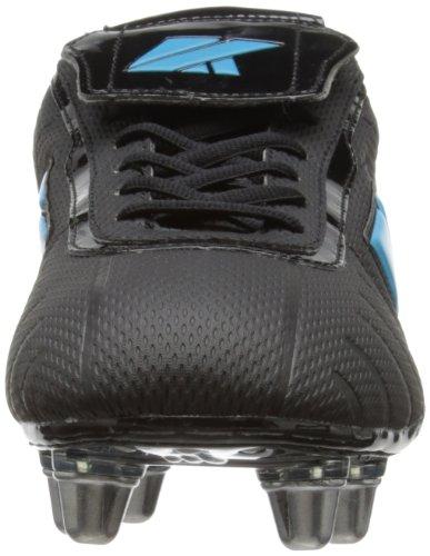 Kooga Hawk Lcst, Chaussures de Rugby homme Noir