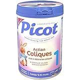 PICOT Lait Infantile Action Coliques 1 - 900 g