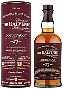 Balvenie Doublewood Whisky 17 Year Old, 70 cl from BALVENIE