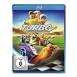 Turbo - Kleine Schnecke, großer Traum  (inkl. Digital Ultraviolet) [Blu-ray]