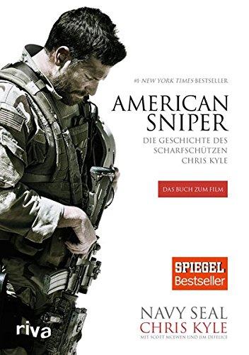 huge selection of 29fc2 1cde5 American Sniper  Die Geschichte des Scharfschützen Chris Kyle