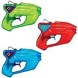 Swimways 6043764 Flood Force Flash Pistola ad Acqua, Colori Assortiti