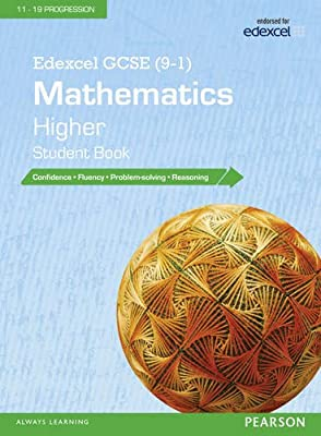 Edexcel GCSE (9-1) Mathematics: Higher Student Book (Edexcel GCSE Maths 2015) from Pearson Education
