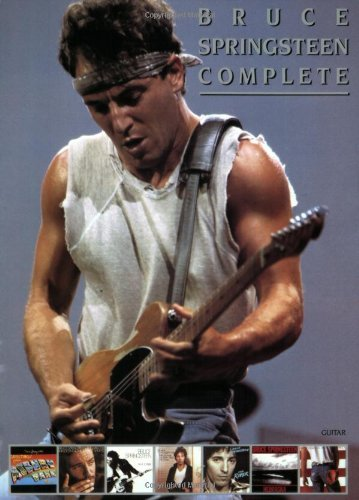 Bruce Springsteen Complete (English Edition) eBook: Bruce ...