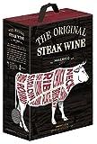 The Original Wine Rojo Bag para carne en caja de 3L