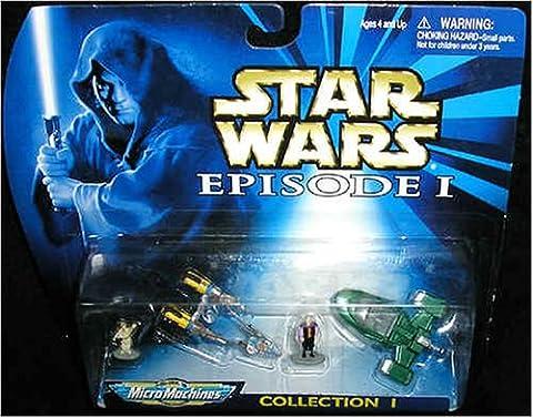Star Wars Episode 1 – Micro Machines 66501 – Collection I (1 Anakin Skywalker Action-figur)