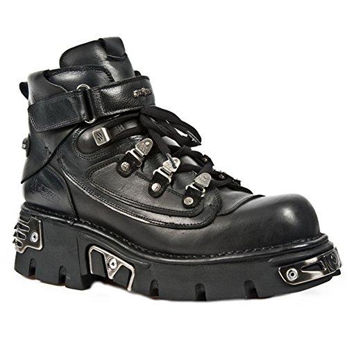 New Rock Herren Dallas Leder Schuhe M.7960-S5