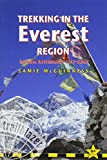 Trekking in the Everest Region: A Trekking & Trekking Peak Guide. Planning, places to stay to eat, includes 96 maps and Kathmandu City Guide (Trailblazer)
